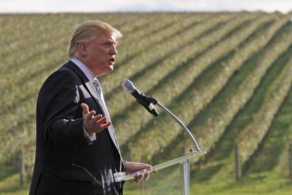 Трамп ополчился на французские вина