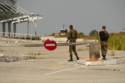 В Донбассе сбили украинский беспилотник «Фантом»