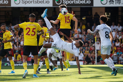 Дубль новичка «Вест Хэма» позволил клубу одержать первую победу в сезоне