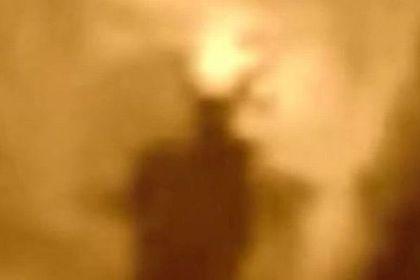 Британец снял на видео легендарное мифическое существо