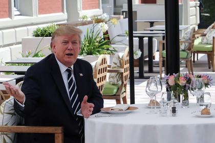 Трамп допустил приглашение России на саммит G7