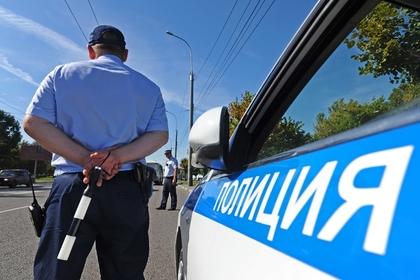 Пьяного полицейского заподозрили в наезде на россиянина