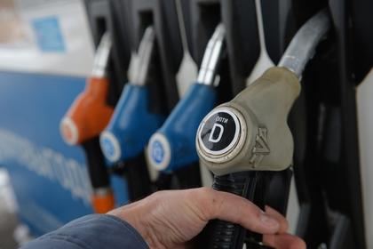 Украина снизила поставки российского дизеля в два раза