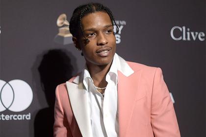 Сторонники Трампа обиделись на рэпера A$AP Rocky