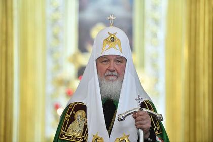 Патриарх Кирилл объяснил правило подставления второй щеки после удара