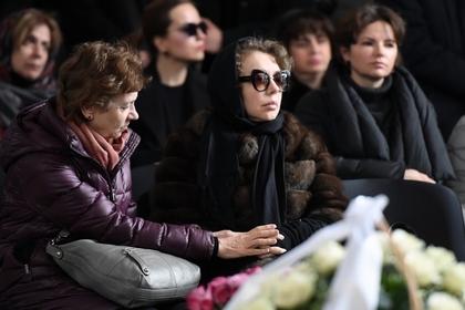 У Божены Рынски появится ребенок после смерти Малашенко
