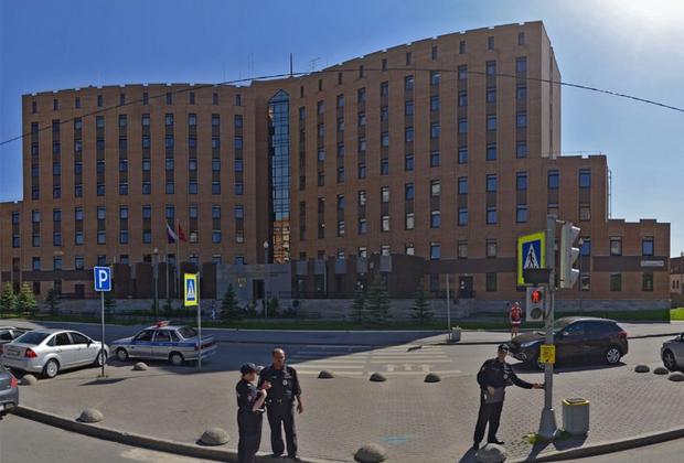 Отдел полиции №53, Санкт-Петербург