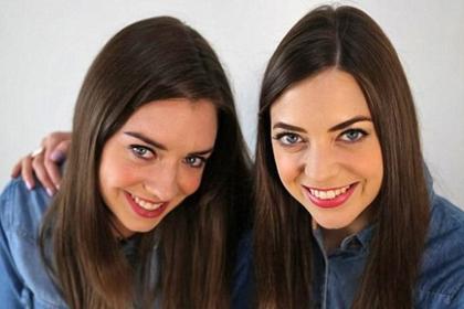 Ним Джини (справа) с Ирен