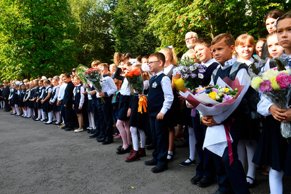 Три миллиона цветов заготовили в Подмосковье к 1 сентября
