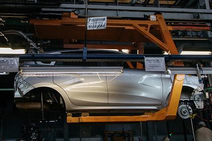 Названы 10 марок пообъему экспорта легковых авто изРФ