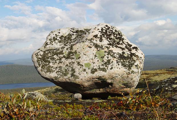 Сейд в Лапландском биосферном заповеднике