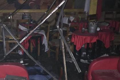 Десятки людей погибли в закиданном коктейлями Молотова баре