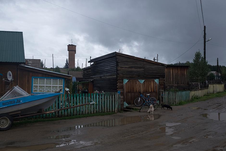 Поселок Неванка