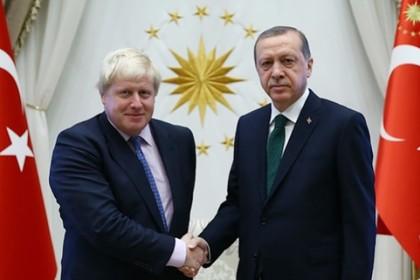 Турция и Великобритания призвали Россию и Сирию к выполнению обязательств