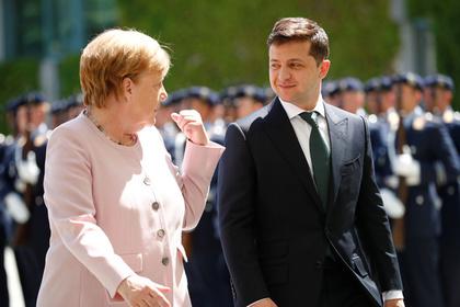 Зеленский договорился о встрече «нормандской четверки»