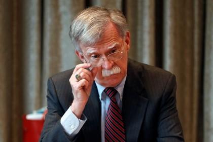 Болтон рассказал о предстоящей встрече с Лукашенко и Додоном