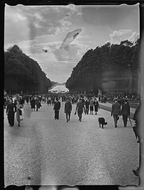 Версаль, Франция, 1939 год