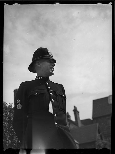 Полицейский. Англия, 1939 год