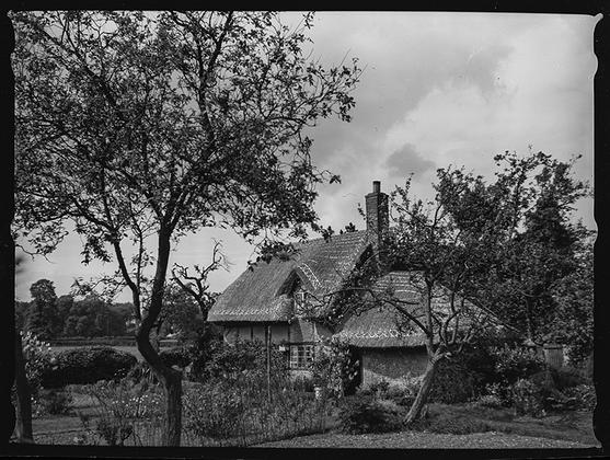 Старинный дом. Англия, 1939 год
