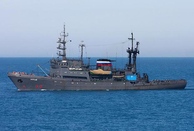 Спасательно-буксирное судно «Алтай»