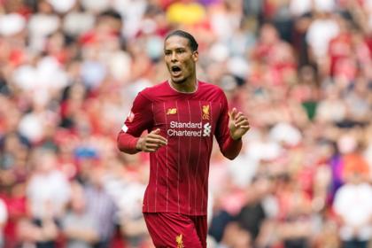 Защитник «Ливерпуля» признан лучшим футболистом сезона