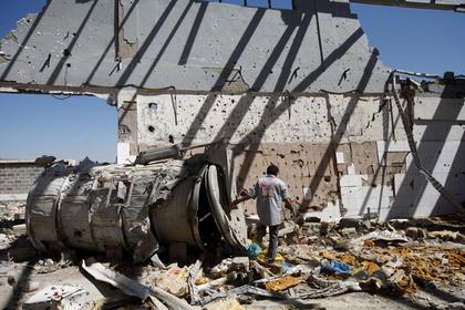 В Йемене 300 человек попали под авиаудар самолетов ОАЭ