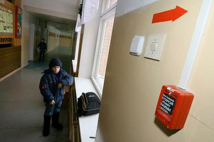 Названо число российских школ с нарушениями пожарной безопасности