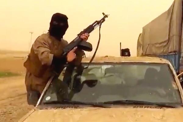 Головореза-террориста по кличке «палач из Ракки» поймали в Сирии