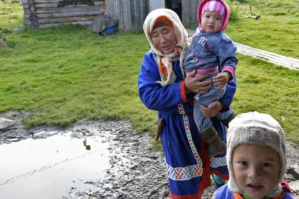 В России посчитают представителей малочисленных коренных народов
