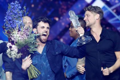 Победитель Евровидения-2019  Дункан Лоуренс