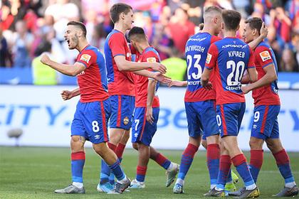 ЦСКА и «Краснодар» узнали соперников в Лиге Европы