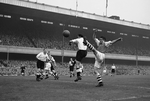 Матч «Арсенал» — «Тоттенхэм», 1951 год