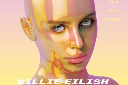 Билли Айлиш возмутило появление ее голой фотографии с лысой головой