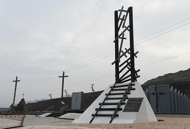 Мемориал «Норильская Голгофа»