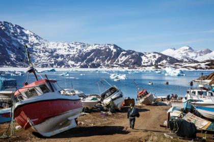 В Гренландии захотели выгодно продаться США