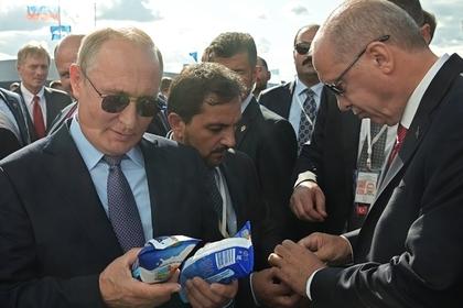 «Мороженщица Путина» оказалась «не простой продавщицей»