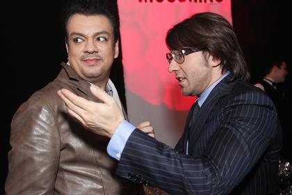 Малахов передразнил истерику Киркорова