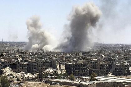 США ударили по Идлибу
