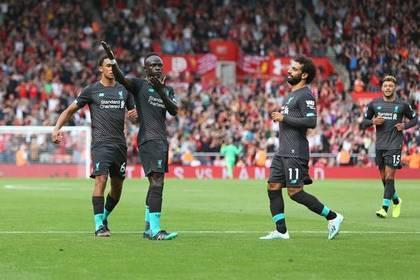 «Ливерпуль» одержал выездную победу и вернул себе лидерство в АПЛ
