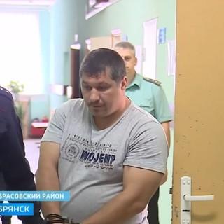 Обвиняемый Денис Терехов