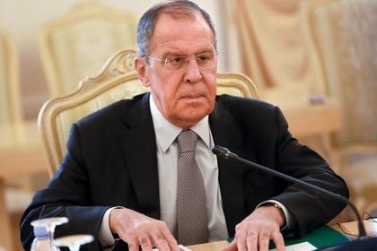 Лавров назвал законными турецкие интересы в Сирии