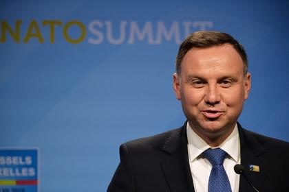 Польша пообещала выставить Германии счет за Вторую мировую