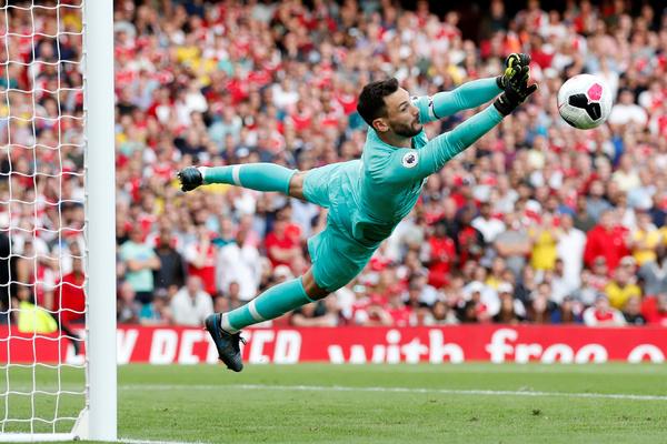 Появилось видео с лучшими моментами матча «Арсенал» — «Тоттенхэм»