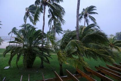 Ураган «Дориан» обрушился на Багамские острова