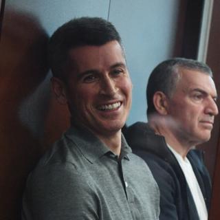 Зиявудин Магомедов (слева)