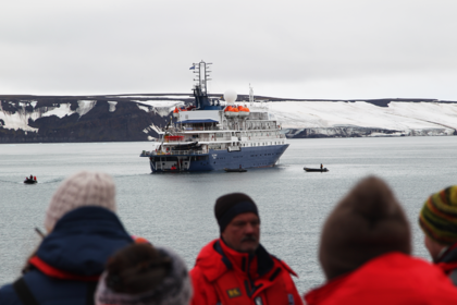 Стимулировать российское судостроительство собрались за счет туризма в Арктике