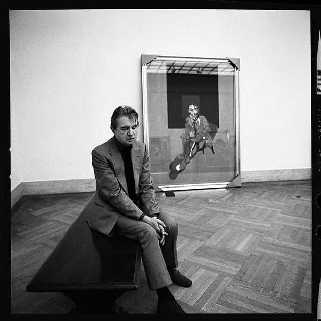 Френсис Бэкон. Нью-Йорк, 1975 год