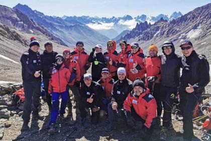 Пропавшего на Эльбрусе российского альпиниста спасли «Лидеры России»
