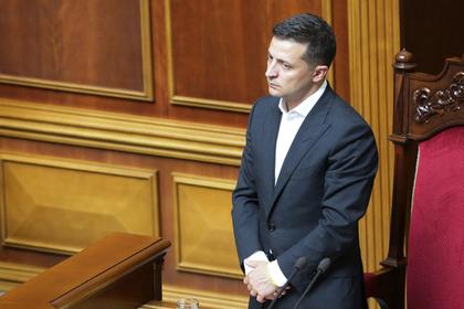Зеленский защитил сына от журналистов
