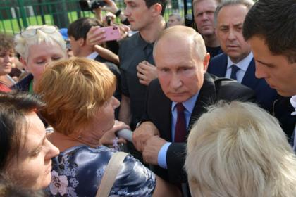 Путин ответил на жалобу жительницы Тулуна